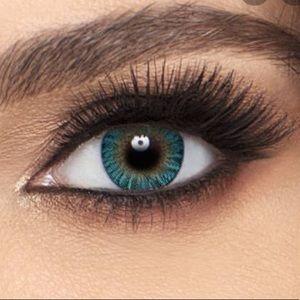 Makeup - Turquoise, Beautiful Eyes